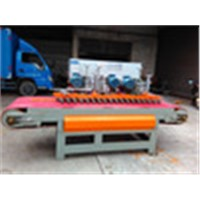 CKD-2/800 double shaft full automatic continuous tiles cutting machine, mosaic cutting machine