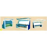 CLOTH CUTTING $INSPECTION WINDING MACHINE