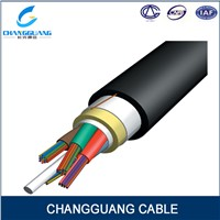 Fiber Cable ADSS Single Mode Multi Core Aerial Fiber Optic Cable Fiber Internet Cable Price