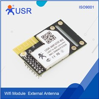 Pin Type Serial UART to Wifi 802.11 Module With External Antenna