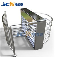 High quality security passager half-height turnstile barrier gate