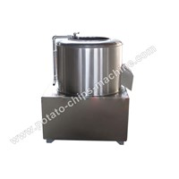 Vertical Potato Washing and Peeling Machine