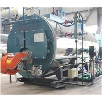 Yuanda Boiler 3 pass fire tube oil steam boiler machine