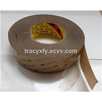 double sided clear 3M 300LSE adhesive PET tape 9495LE high sticky clear industrial tape