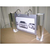 Acrylic Household and Office Calendar Holder
