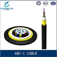 China Factory Supply Access Building Optical Fiber Cable ABC-I Fiber Optic Cable Price List