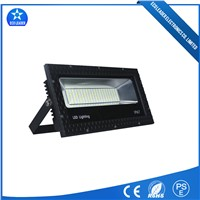 Die-casting 70W LED Flood Light Housing SMD Chip 2 Years Warranty For Building Lighting