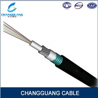 GYTA33 Stranded Loose Tube  Cable Outdoor Fiber Optic Cable Direct Buried Underwater Cable Price