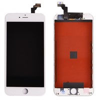 LCD display Touch Screen Digitizer Assembly for iPhone 6 Plus 5.5inches - White