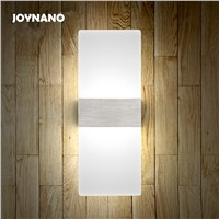 JoyNano 12W LED Wall Sconces 6200K Modern Brief Bracket Lamp