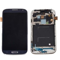 Black/White Samsung Galaxy S4 i337 M919 LCD Touch Digitizer Screen Black + Frame
