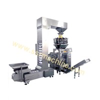 Multi-head Combined Automatic Weighing Vertical Packing Machine S14P420 system