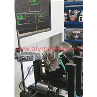 Turbocharger Balancing Machine