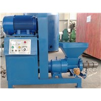Hot Press automatic sawdust briquette machine