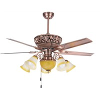 Brass Color warm light E27 Energy Saving Light  in hall