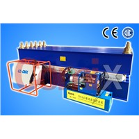 CZ-CMX belt vulcanizing machine/vulcanizing a conveyor belt