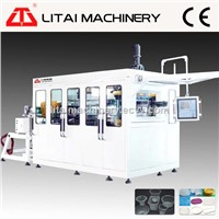 Full-Automatic Cup Forming Machine with Four Pillars