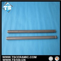 Silicon Nitride/Si3N4 Ceramic Thermocouple Protection Tube Replaces Sic Tube