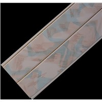 High qulity laminated pvc wall panel