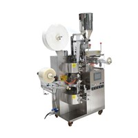 Inner and Outer Teabag Packing Machine with String and Tag Packing Machine