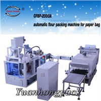 Sugar or Wheat Flour Packing Machine in Paper Bag