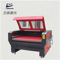 Competitive price Fabric/Cloth/Gament Auto Feeding Laser Cutting machine