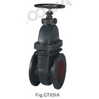 MSS SP-70 CLASS 125/CLASS 250 NRS METAL SEATED GATE VALVE