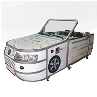 Educational Equipment / Vehicle / YL-636P Entire Vehicle Electrical Testing (Passat1.8T)