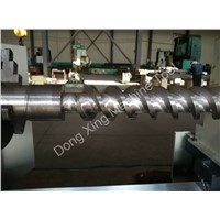 Screw Milling Machine for plastic machinery