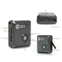 original coin size gps tracker for car with sos button rf-v8s