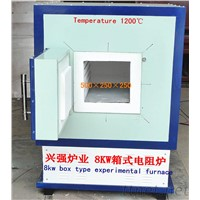 High temperature energy saving electric heating experiment furnace
