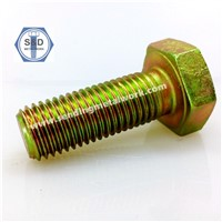 ASTM A325m 8s Heavy Structure Bolt Zinc Plated Bolts