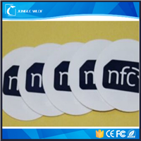 Competitive Price Waterproof Printable NFC Tag Free Samples
