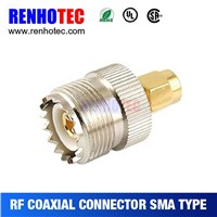 Hot Best Dosin Connector Sma to mini UHF Female connector rf adapter