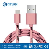 New arrival double function reversible Type-C usb data cable for huawei, xiaomi