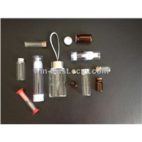 Plastic/Alu. Packing bottle and jars