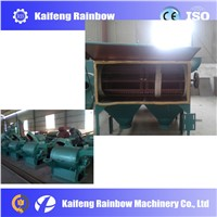 Sawdust mill machine for raw wood