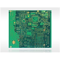 12 layer industrial control board