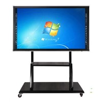 84 inch electronic whiteboard touch screen