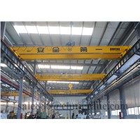 China Top 3 Quality Competitive Price Demag Style Electric Girder Traveling Bridge Crane