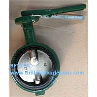DEMCO butterfly valve lug type