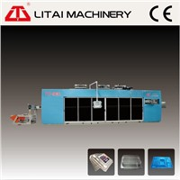 Multi-Station Fruit Tray Thermoforming Machine