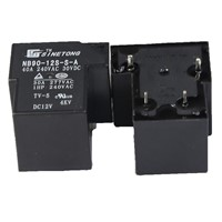 Hot sale 15V nomally open 4pins Relay for security device