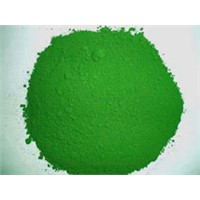 IRON OXIDE PIGMENT Chrome Oxide Green