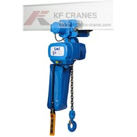 Low Headroom Chain Electric Hoist 7.5T