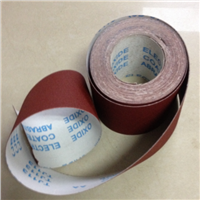 aluminium oxide emery cloth roll factory for JB-5
