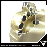 drilling equipment and pdc cutters used diamond drill bit
