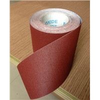sail abrasives jb-5 emery cloth roll for polishing wood/furnature