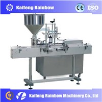 semi-fluid filling machine /semi-fluid packing machine