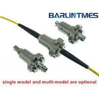 Fiber optical rotary joint with single channel design for radar, antenna from Barlin Times